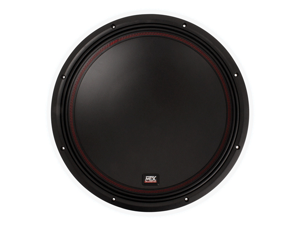 """15"""" Dual 4 Ohm 400W RMS Subwoofer"""