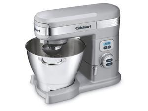 Cuisinart SM-55BC Brushed Chrome 5.5-quart Stand Mixer with Attachments