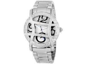 JBW Women's Olympia Stainless Steel Diamond Watch