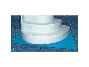 3.5' x 5' Deluxe Step Pad - for Wedding Cake Steps
