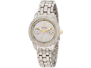 Citizen Women's Steel Eco-Drive Silhouette Crystal Watch