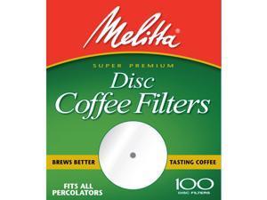Melitta Filter Disc 100Ct 3001-5929