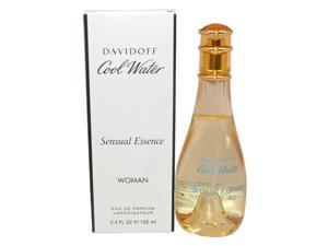 Cool Water Sensual Essence - 3.4 oz EDP Spray  Tester