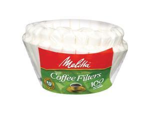 Melitta Filter White 100Pk 3001-4039
