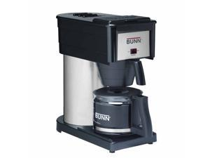 Bunn BXBD Black Velocity Brew High Altitude 10-cup Home Brewer Coffee Maker