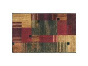 Alliance Multi Blocks Rug (1'8 x 2'10)