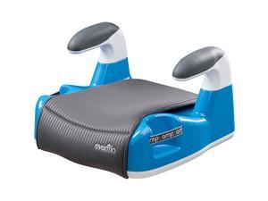 Evenflo Amp Performance No-Back Booster Car Seat in Blue