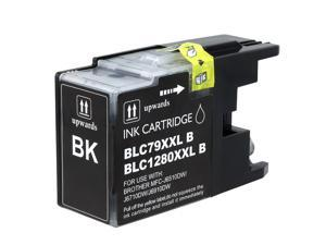 BasAcc Brother compatible LC79BK Extra High-yield Black Ink Cartridge