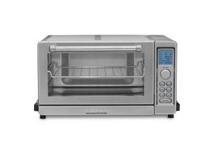 Cuisinart TOB-135 Brushed Stainless Steel Deluxe Convection Toaster Oven Broiler