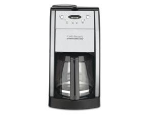 Cuisinart DGB-550BK Grind-and-Brew 12-cup Automatic Coffeemaker w/ Bonus 2-pack of Filters