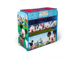 Disney Mickey Mouse Multi-Bin Toy Organizer