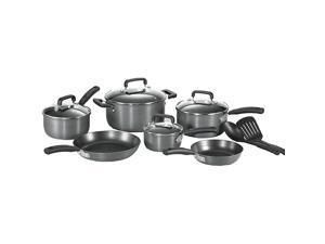 T-Fal Anodized 12-piece Cookware Set