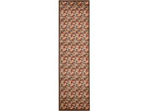 Nourison Summerfield Multicolor Geometric Rug (2' x 5'9)