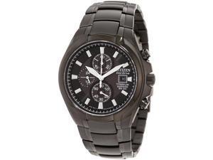 Citizen Men's Eco-Drive Titanium Chronograph Watch