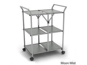 ATLANTIC 38435995 Folding Cart with Handle (Moon Mist)