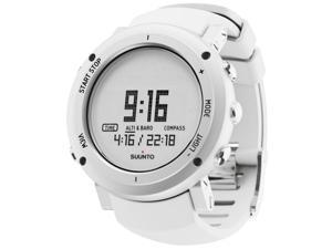 Suunto Men's 'Core' White Silicone Outdoor Watch