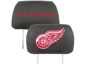 "Fanmats NHL - Detroit Red Wings Head Rest Cover 10""x13"""