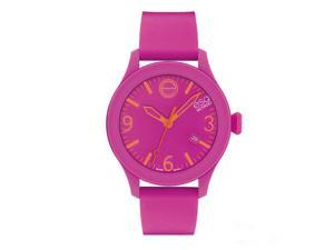 "ESQ ""ESQ ONE"" Pink Silicone Watch"