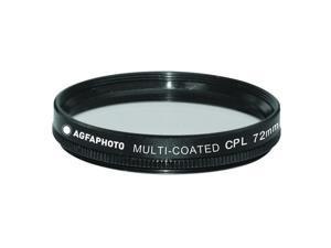 Agfa 72mm Digital Multi-Coated Circular Polarizing (CPL) Filter APCPF72