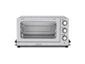 Cuisinart TOB-60N Stainless Steel CounterPro Convection Toaster Oven Broiler