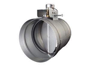 Broan Universal Automatic Make-Up Air Damper with Pressure Sensor Kit