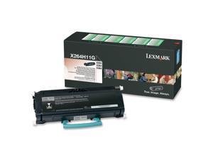 Lexmark High Yield Return Program Black Toner Cartridge (Pack of 1)