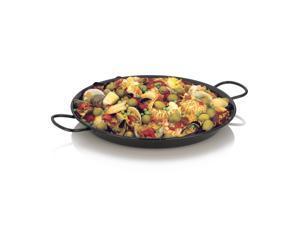 Enamel on Steel 12.5-Inch Paella Pan