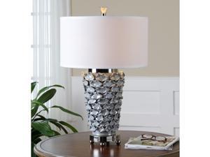 Petalo Ceramic Seashell Lamp