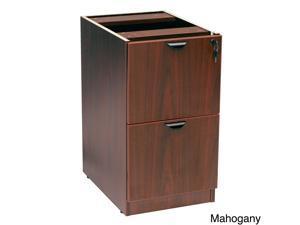 Boss Full Pedestal Two-drawer File
