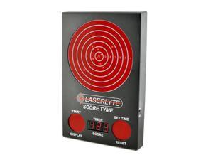 Laserlyte Score Tyme, Laser Trainer Target, with LED Display Timer and Score Keeper TLB-XL