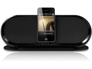 Philips Fidelio Premium Compact 30-Pin Charging Speaker Dock with Internet Radio and Alarm Clock DS7650/37