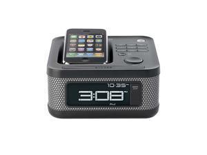 Memorex MI4604P 30-Pin iPod/iPhone Alarm Clock Speaker Dock