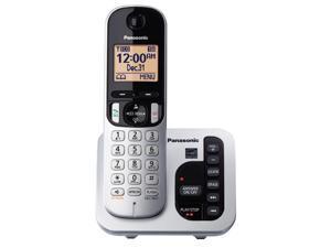 Panasonic KX-TGC220S DECT 6.0 Plus Cordless Landline Phone System