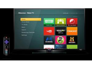 Hisense 40H4C 40-Inch 1080p Roku Smart LED TV