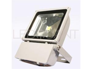 100 Watt Outdoor LED Flood Light, Wall Washer Light, Cool White