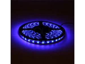 SMD 5050 60LED/M Waterproof Led Flexible Strip, Blue 16.4FT/5M