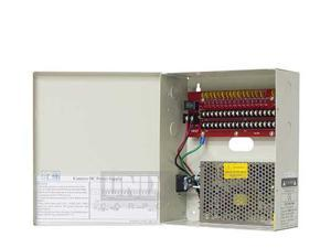 Saber CCTV 16 Channel Video Surveillance Camera Power Box 10A 12V