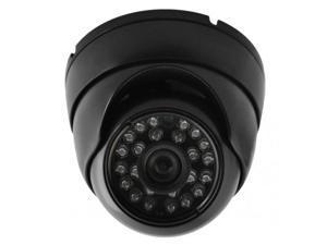 1080P IR HD-TVI Black DOME SECURITY SURVEILLANCE CAMERA Weatherproof Infrared …