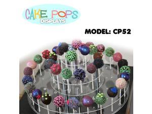 Cake Pops Acrylic Display Stand - 3 Tiered Rack CP52