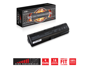 LB1 High Performance© Extended Life HP Pavilion G6 1030tx Laptop Battery 9-Cell 11.1V