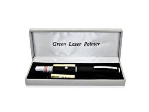 Ultra Bright Green Laser Pointer Pen, Professional Presentation Pointer