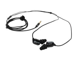 Elite Core EU-5X Sound Isolating In-Ear Earbud Earphones Extended Use