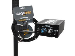 Elite Core PMA Personal Monitor Amplifier Headphone Station Pack