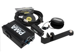 Elite Core PMA Personal Monitor Amplifier Deluxe Station Pack w/ EU-5X Earphones