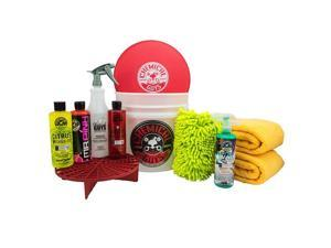 Chemical Guys HOL121 - Best Car Wash Bucket Kit (11 Items)