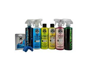 Chemical Guys HOL124 - Starter Car Care Kit (7 Items)
