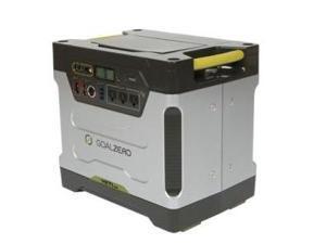 Goal Zero Yeti 31901 1250Whr Solar Generator Power Pack w/ Roll Cart
