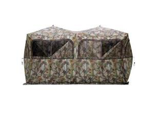 Barronett Blinds The Beast 6 Person Hunting Blind w/ Bloodtrail Camo