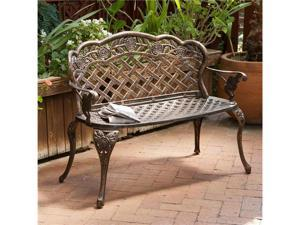 Christopher Knight Home 231885 Lucia Outdoor Garden Bench