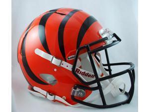 Cincinnati Bengals Riddell Speed Revolution Full Size Authentic Proline Football Helmet